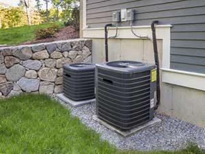HVAC repair or replacement