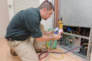 hvac repair contractor