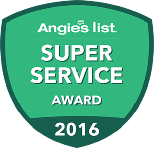 Angies List Award 2016
