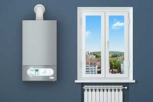 Boiler is one of the types of different heating systems