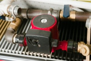standard circulator pump; a common reason problem associate with heating repair