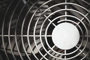 air compressor for a dehumidifier