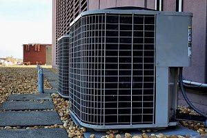 HVAC Compressor- building
