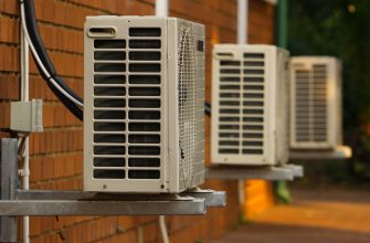 Ac units outside home