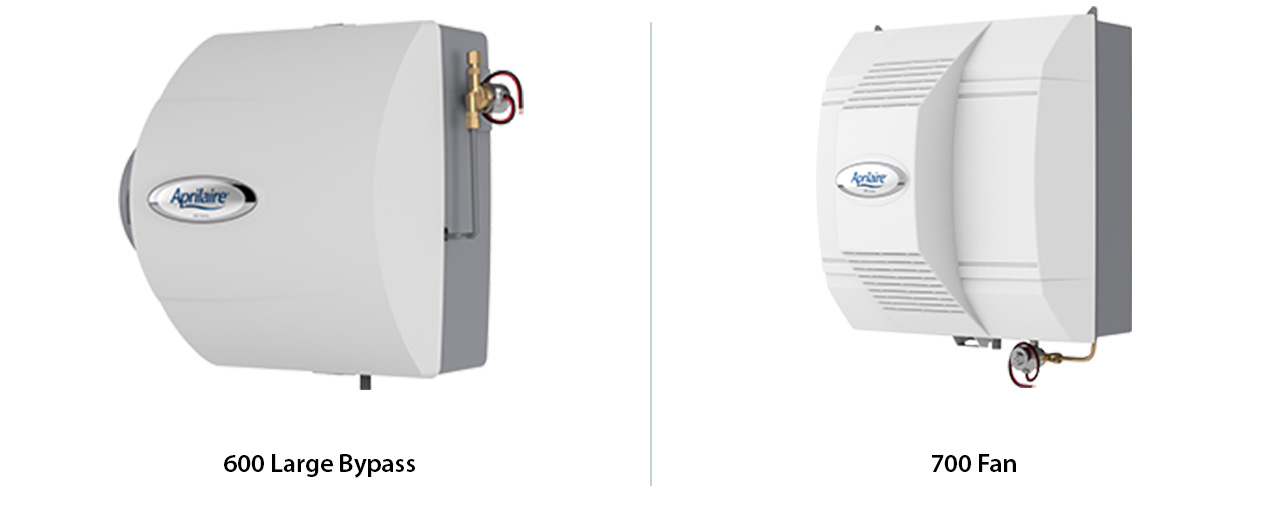 Aprilaire 600 & 700 Whole House Humidifiers