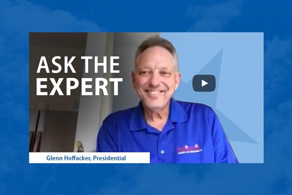 Ask the Expert Glenn Hoffacker