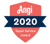 Presidential Heat and Air is an Angi 2020 Super Service Award Winner